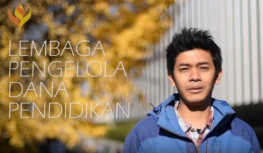 Pengalaman Beasiswa LPDP dari Achmad Rofi Irsyad